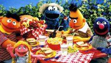 Sesame picnic